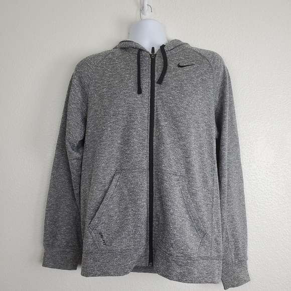 Nike Other - Nike Dry-Fit gray sweater